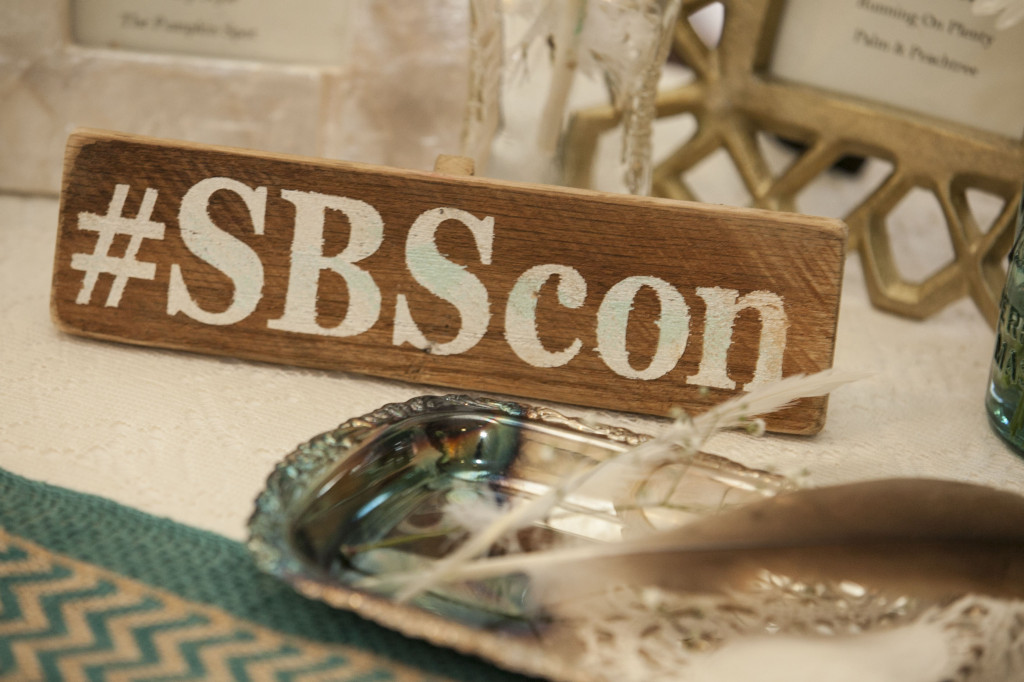The perfect southern center piece for any event. Design and handmade signs by Flower Child Weddings.com