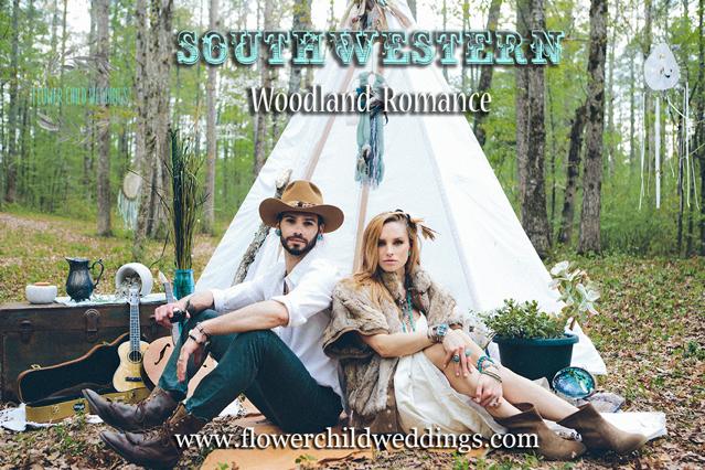 southwestern woodland romance