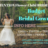 BUDGET BRIDAL GOWNS