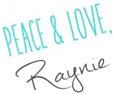 Raynie signature