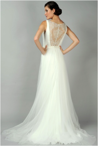 """Anne Barge """"Crystal"""" Size 8 - $895"""