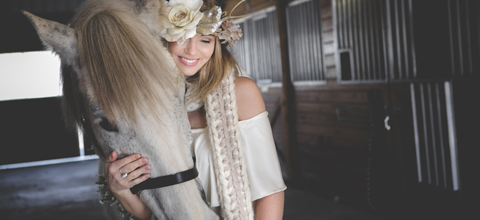 Bohemian Farm Bride - Flower Child Weddings