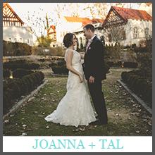 JOANNA + TAL