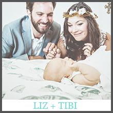 LIZ + TIBI