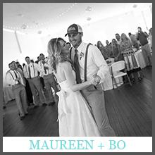 MAUREEN + BO