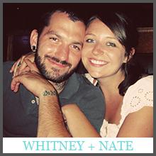 WHITNEY + NATE