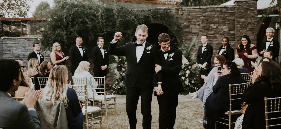Flower Child Weddings - Ryan and Zach