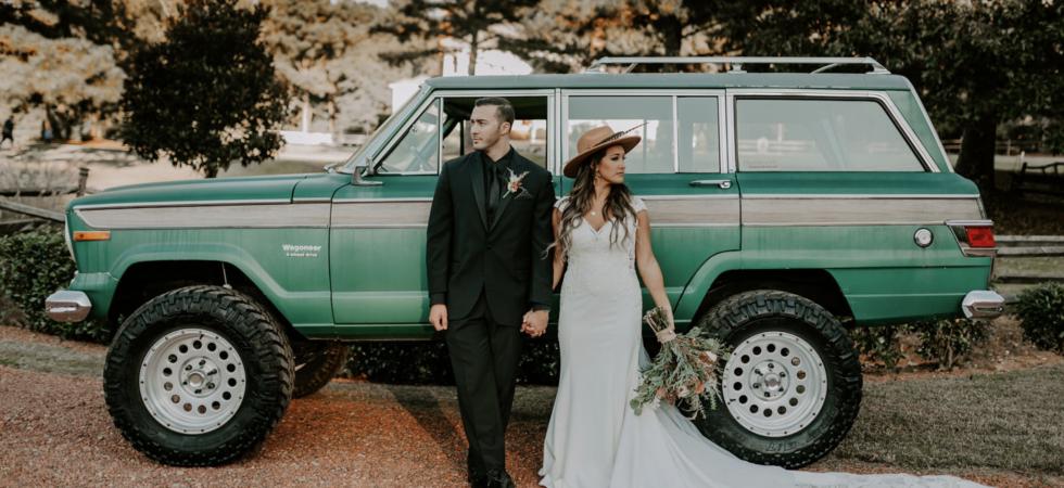 Flower Child Weddings - Becca and Zach