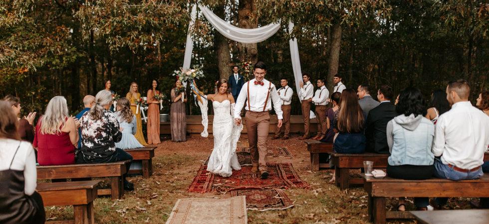 Flower Child Weddings - Jordan and Terrell